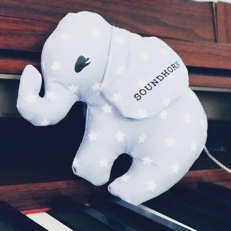 Soundhorn Elefant