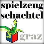 Logo Spielzeugschachtel Graz