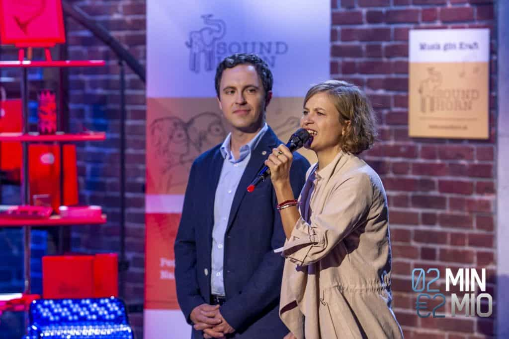 Soundhorn Puls 4 Start-Up-Show