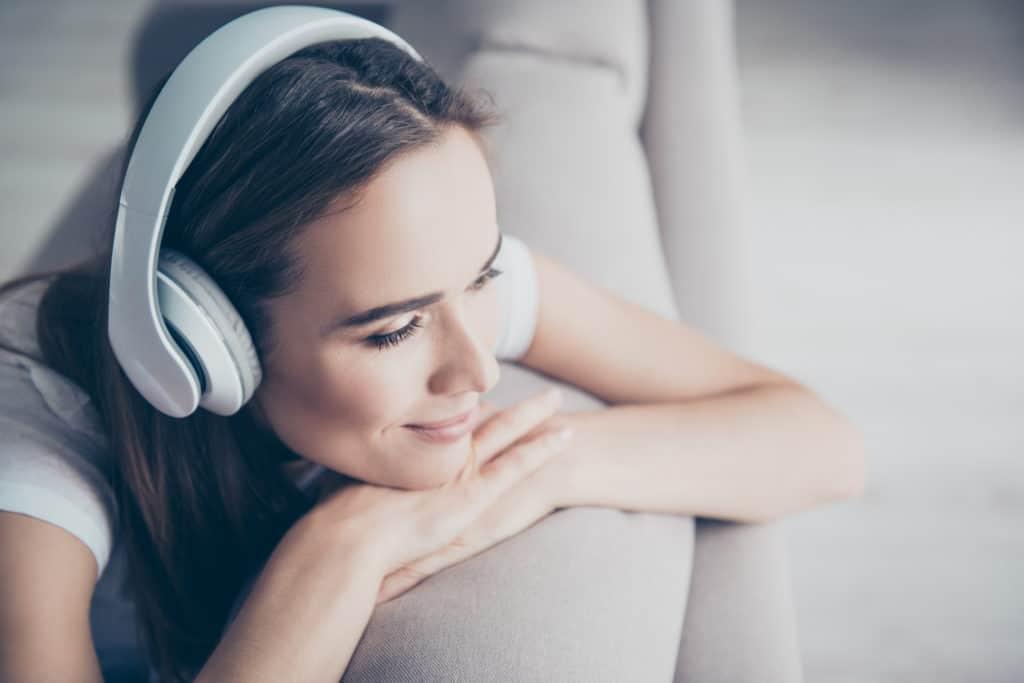 Personalisierte Meditation hören